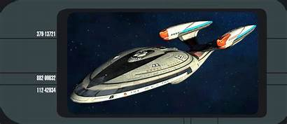Cruiser Heavy Ships Trek Star Resolute Advanced