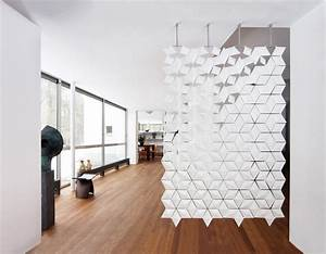 Facet, Hanging, Room, Divider, 136x210cm, By, Bloomming