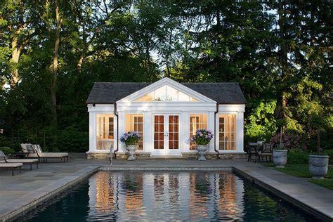 pool house plan 25 pool houses to complete your backyard retreat