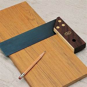"6"" Tri-Miter Square by Crown Hand Tools Rockler"