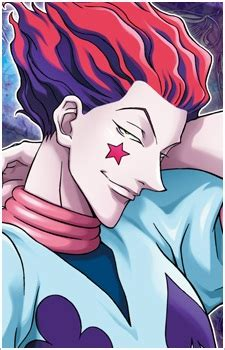 hisoka  hunterxhunter marry  favorite character