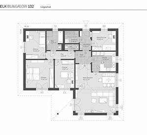Genau Durchdacht Die ELK Bungalow Grundrisse Bungalow 132