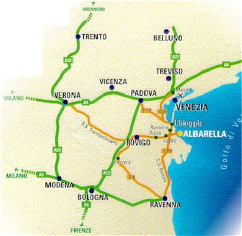 anreise haus winefood albarella italien