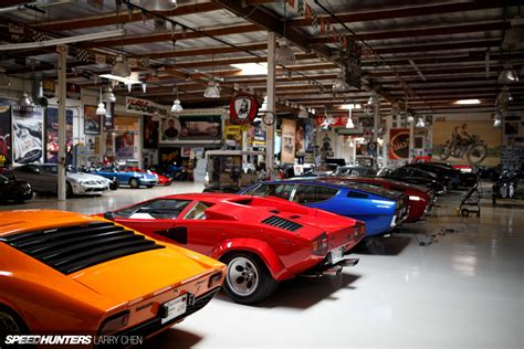 The Ultimate Hobby Shop Jay Leno's Garage Speedhunters