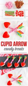 Cupid Arrow Candy - Valentine's Day Treat - The Best Ideas ...