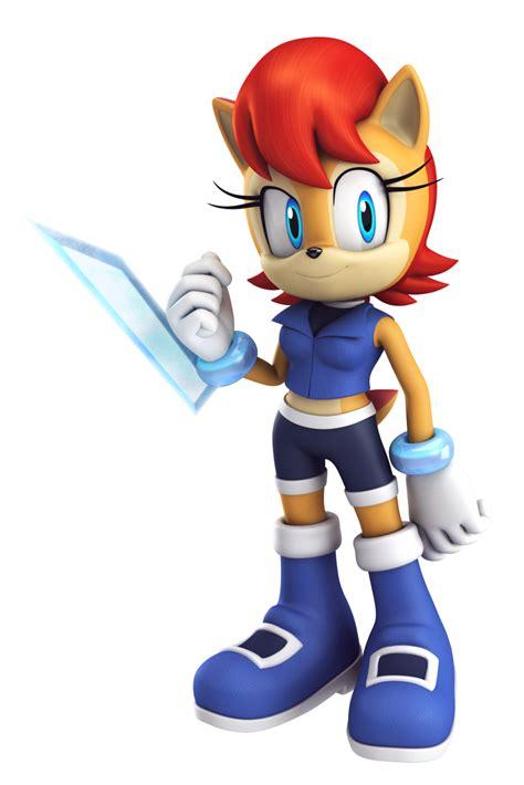 Sally Acorn Sega Wiki Fandom Powered By Wikia