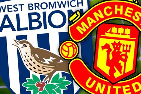 How West Brom Can Finally Defeat Manchester United at Old ...