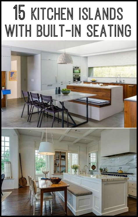 kitchen island furniture with seating do you want to a kitchen island with built in seating