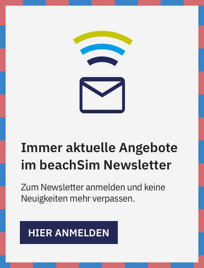 europa prepaid sim karte beachsimcom daten
