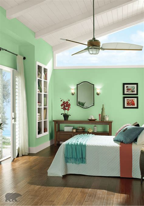 green interior colors inspirations in 2019 green