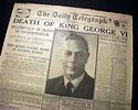 Best KING GEORGE VI Death & QUEEN ELIZABETH II Reigns as ...