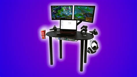 Led Lights For Room Near Me by The Best Pc Gaming Computer Desks Ign True Median