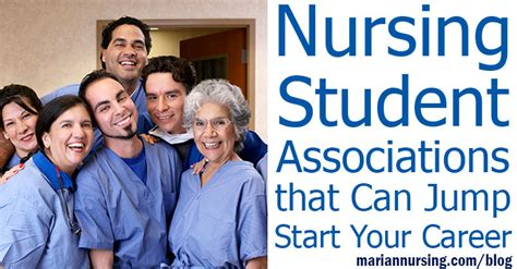 Nursing Student Associations That Can Jump Start Your Career