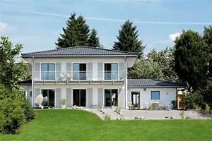Häuser Im Landhausstil : schw rerhaus musterhaus im franz sischen landhaussti ~ Watch28wear.com Haus und Dekorationen