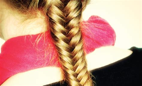 ultimate fishtail braid tutorial    guide