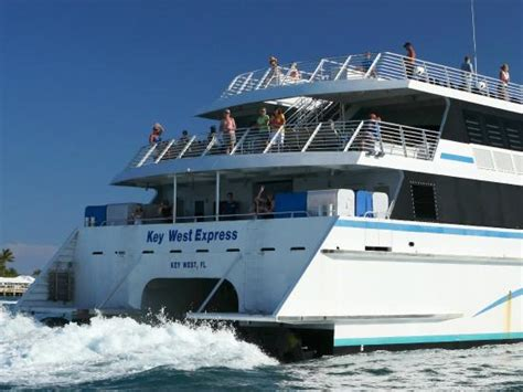 Ferry Boat Key West by Boat Picture Of Key West Express Fort Myers