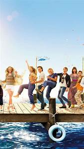 Mamma Mia Here We Go Again First Poster  Hd 4k Wallpaper