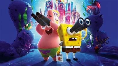 Spongebob Sponge Run 8k 4k Resolution Wallpapers