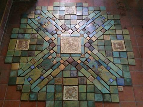 pasadena craftsman tile design   arts crafts