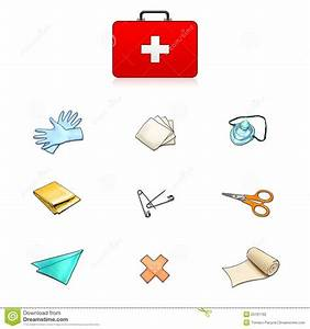 First aid kit illustration stock illustration ...
