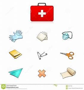 First aid kit illustration stock illustration ...