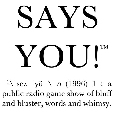Filesays You! Clear (1)png  Wikimedia Commons