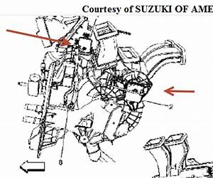 2007 Suzuki Xl7 Heat Not Woking  When I Try To Use The