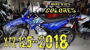 Moto 125 2019 : xtz 125 2020 precio y ficha t cnica nuevos colores youtube ~ Medecine-chirurgie-esthetiques.com Avis de Voitures