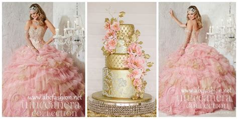 Best 25+ Rose Gold Quinceanera Dresses Ideas On Pinterest