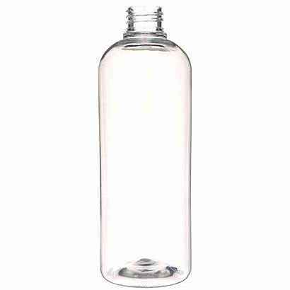 Oval Bottle Straight Sided Oz Plastic Pet
