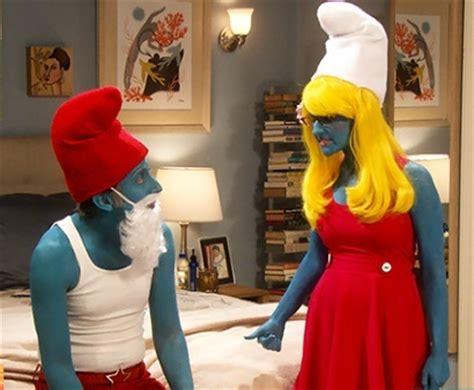Mr. & Mrs Smurf | Big Bang Theory | Pinterest | Big bang ...