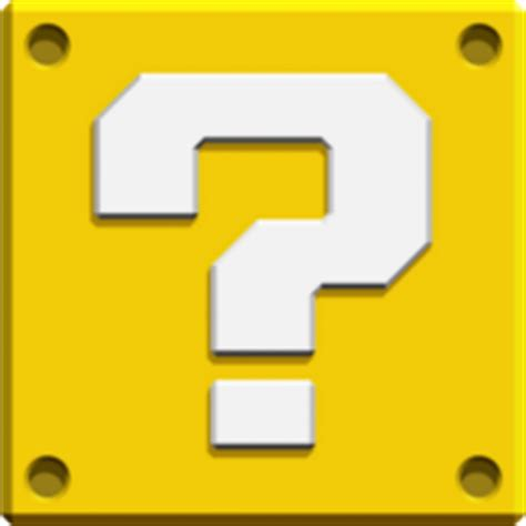 image question mark block png my mario list wiki