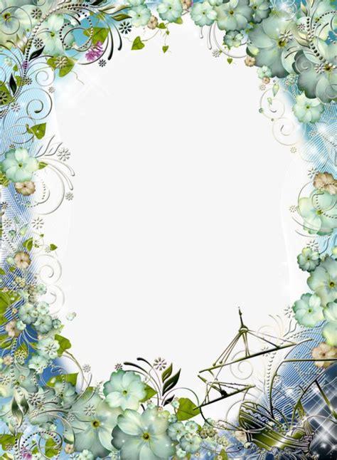 aesthetic fashion album border flower frame frame