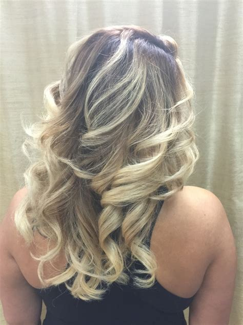 ombre highlights balayage hair salon services  prices milas haircuts  tucson az