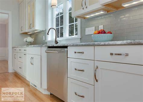 new kitchen construction in bedford ma norfolk kitchen