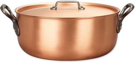 jam pot cm jam pot  sugar pot falk classical series falk copper cookware