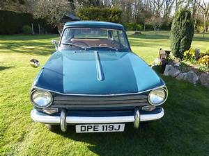 1970 Triumph Herald 1360 Estate Sold