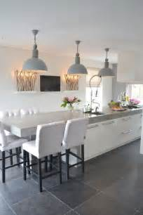 kitchen island with seating area 30 kitchen islands with seating and dining areas digsdigs
