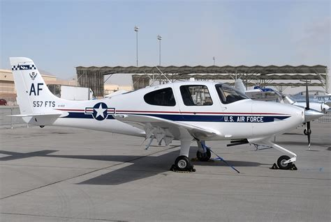 File:Cirrus T-53A, United States - US Air Force (USAF ...