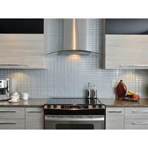 kitchen backsplash tiles peel and stick stainless peel and stick tile backsplash shop smart tiles