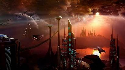 Sci Fi Wallpapers Science Fiction Backgrounds Futuristic