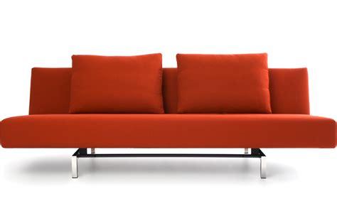 Sleeper Sofa by Sleeper Sofa With 2 Cushions Hivemodern