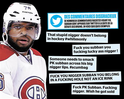 Pk Subban Memes - numbnuts who wrote racist tweet about pk subban is threatening to sue turtleboy for publishing