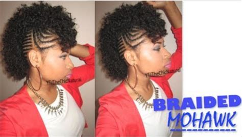 13 Cute And Easy Ways To Style Natural Hair For A Party
