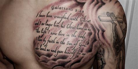 bible verses tattoo designs holy spirits