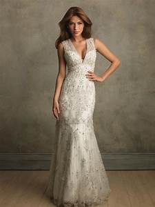 beaded vintage wedding dresses for classy and luxurious With vintage wedding dresses cheap