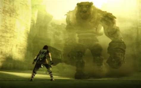 My Top 20 Favorite Games 4 Shadow Of The Colossus