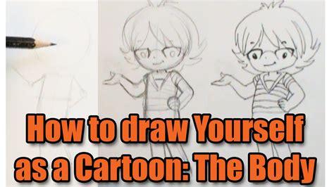 draw    cartoon  body youtube