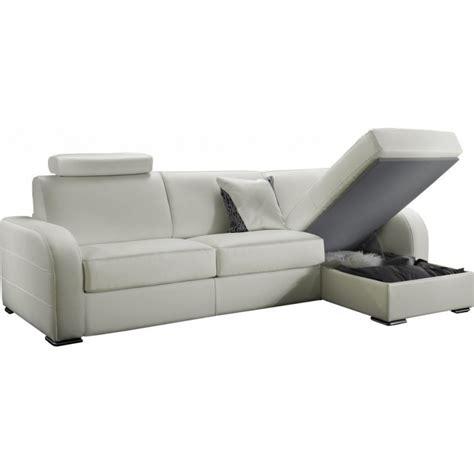 canapé d angle convertible avec tetiere canapé lit d 39 angle réversible 5 places lit 140 cm