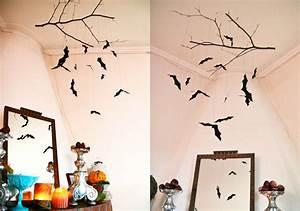 Deco Halloween A Fabriquer : decoration halloween a fabriquer soi meme visuel 4 ~ Melissatoandfro.com Idées de Décoration